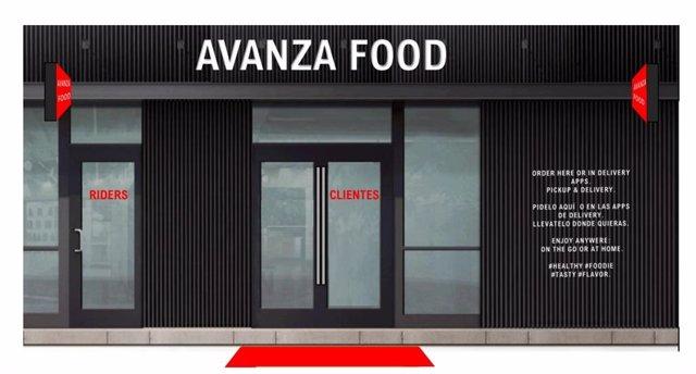 Economía.-Beer&Food lanza la división 'Dark Kitchen & Virtual Brands' que contará con 10 marcas de 'delivery' virtuales