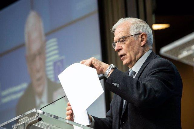 UE.- La UE quiere liderar un multilateralismo reformado para apuntalar la reconstrucción tras la pandemia