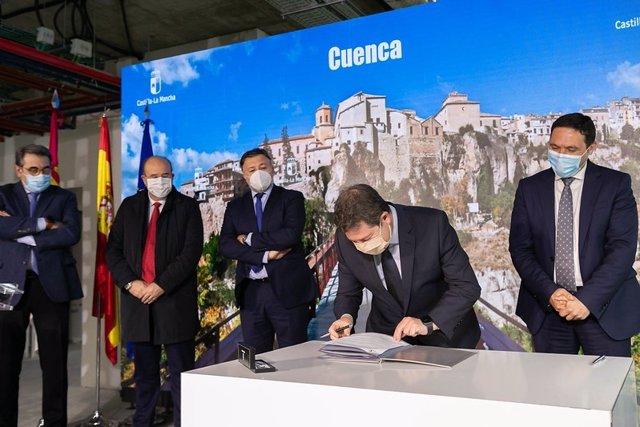 Junta y Diputación de Cuenca invertirán un millón de euros en más de medio centenar de consultorios de la provincia