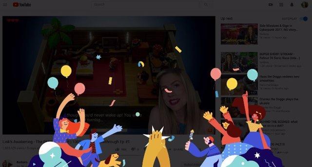 Shorts, aplausos y compras integradas: YouTube adelanta las novedades que llegarán este año