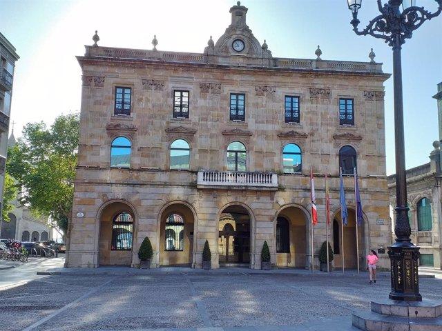 Archivo - UE.- El Ayuntamiento diseña 20 proyectos sobre energía, rehabilitación y accesibilidad para los fondos europeos