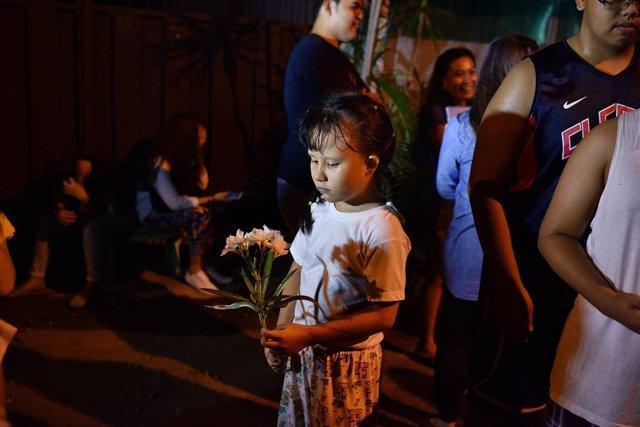 Archivo - Filipinas.- El matrimonio infantil, una realidad persistente a la que Filipinas quiere poner fin
