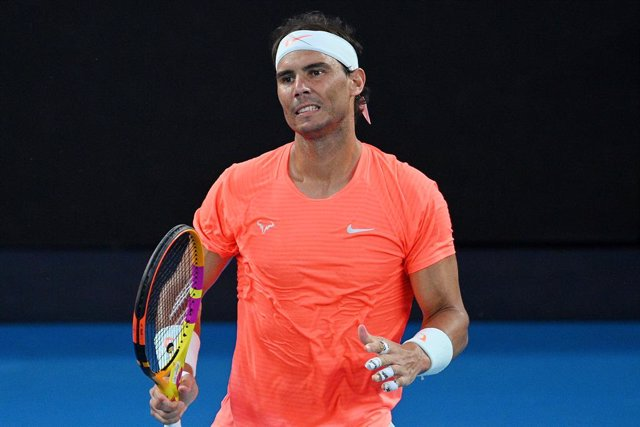 Tenis/Australia.- Rafa Nadal se despide en cuartos del Abierto de Australia tras una gran remontada de Tsitsipas
