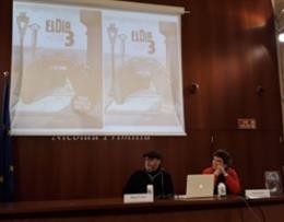 """Cultura.- Durán y Giner reivindican el oficio de dibujante: """"""""Nos gustan los lunes porque nuestro trabajo nos apasiona"""""""