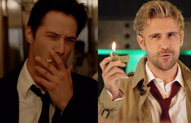 En marcha la serie de Constantine de HBO con nuevo protagonista no caucásico