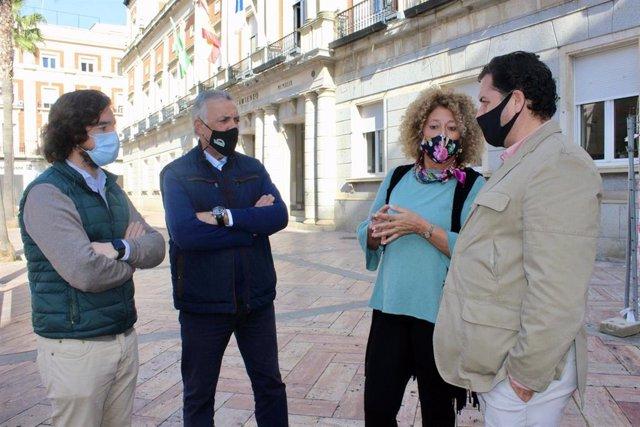 Huelva.- El PP solicitará al pleno municipal que Huelva se adhiera a la Red de Ciudades Creativas de la Unesco