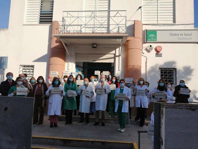 Córdoba.- La Delegación de Salud expresa su repulsa ante la agresión a un celador en el Centro de Salud Guadalquivir
