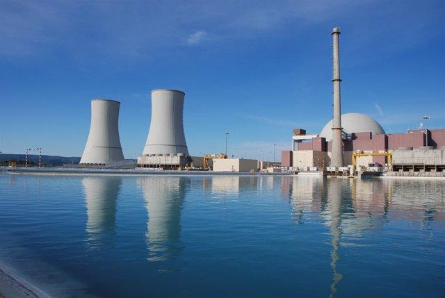 Archivo - UE.- El CSN informa a la OIEA y a la UE de la prealerta en la central nuclear de Trillo (Guadalajara)