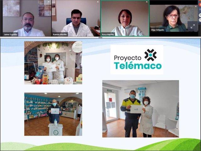 SEFH y SEFAR lanzan 'Telémaco', un proyecto de telefarmacia para acompañar al paciente crónico de zonas rurales