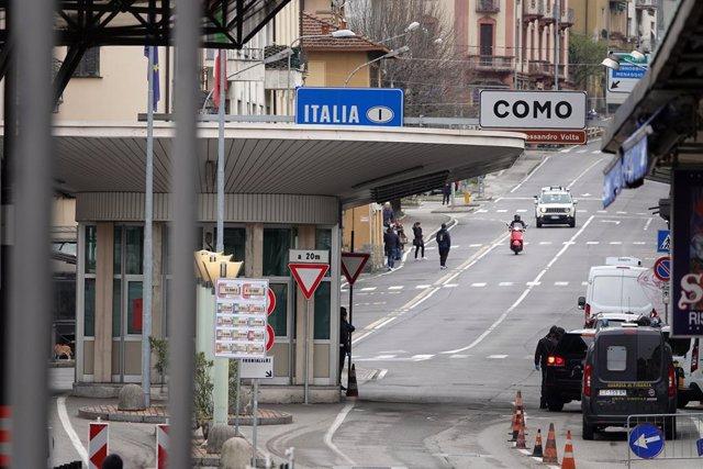 Archivo - Coronavirus.- Suiza relajará gradualmente las restricciones impuestas por la COVID-19 a partir de marzo
