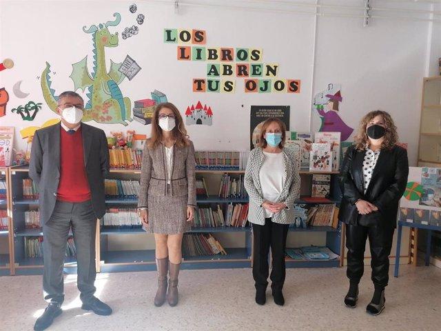 Granada.- Educación.- La Junta invierte más de 500.000 euros en la mejora de las bibliotecas escolares de 479 centros