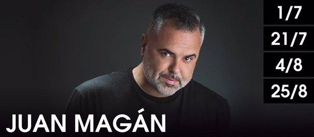 Málaga.- Starlite Catalana Occidente abre con Juan Magán el cartel de su espacio Sessions