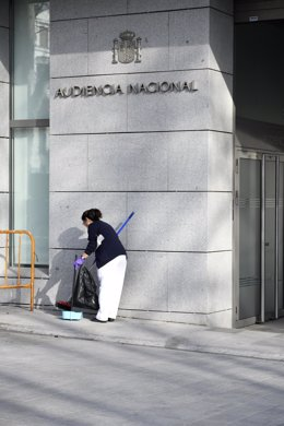 Archivo - El ex dirigente de ETA Gorka Palacios se sienta mañana en el banquillo  por integración en el 'comando Larrano'