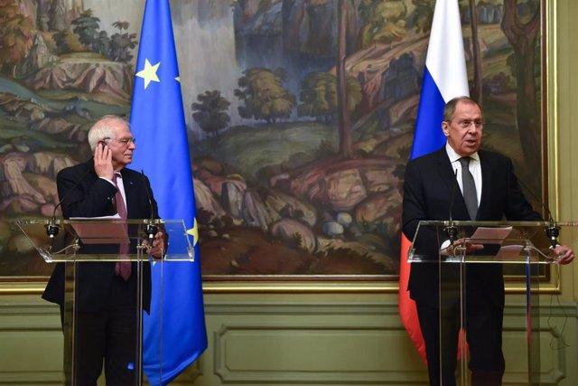 Rusia.- La UE sopesa recurrir al nuevo sistema de sanciones por Derechos Humanos para responder a la crisis con Rusia