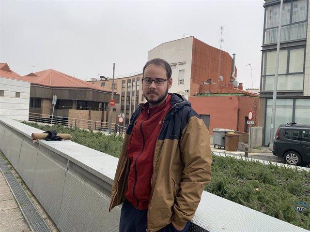 Archivo - Una concentración en la Puerta del Sol de Madrid reclama la puesta en libertad del rapero Pablo Hasel