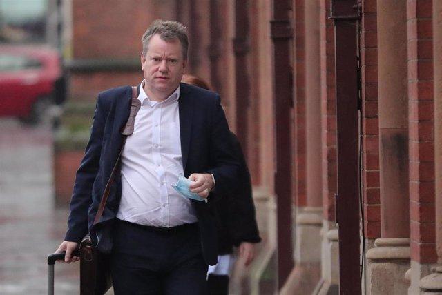 Archivo - R.Unido.- Johnson asciende a ministro al encargado de negociar el Brexit