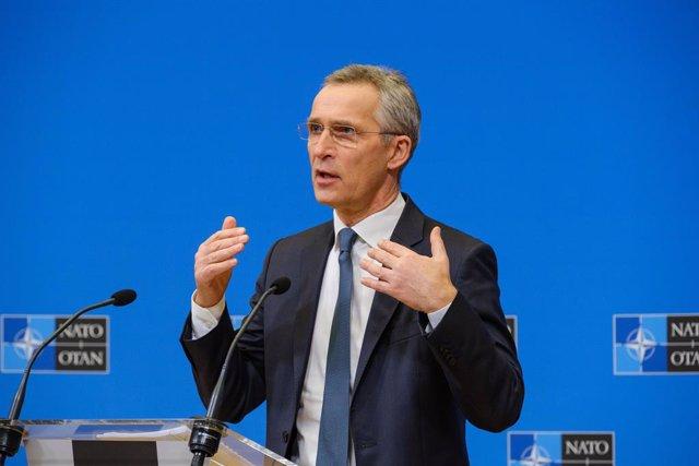 """OTAN.- La OTAN pide seguir invirtiendo más en Defensa: """"No es contentar a EEUU, sino que está en el interés de Europa"""""""