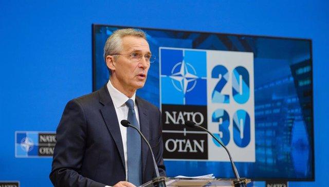 Irak.- La OTAN condena el ataque contra el aeropuerto de Erbil y reafirma su compromiso con la misión en Irak