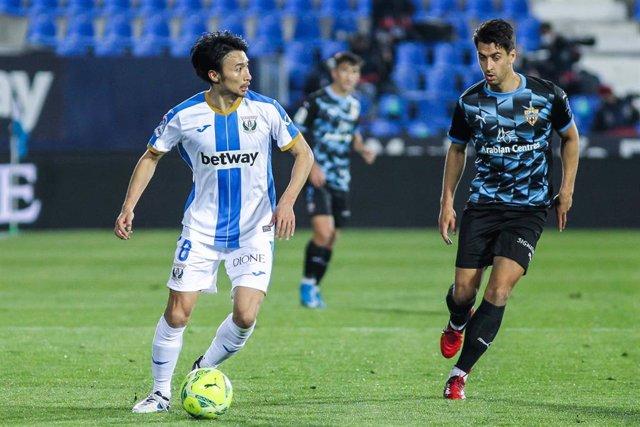 Fútbol/Segunda.- El Leganés cree en el ascenso tras frustrar al Almería en el último minuto