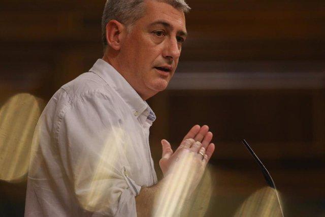 Bildu cuestiona la proporcionalidad de las FCSE en las protestas por la libertad de Pablo Hasel