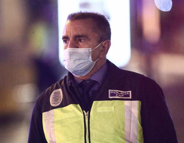"""El delegado del Gobierno en Madrid defiende que la actuación de la Policía en Madrid ha sido """"ejemplar"""""""