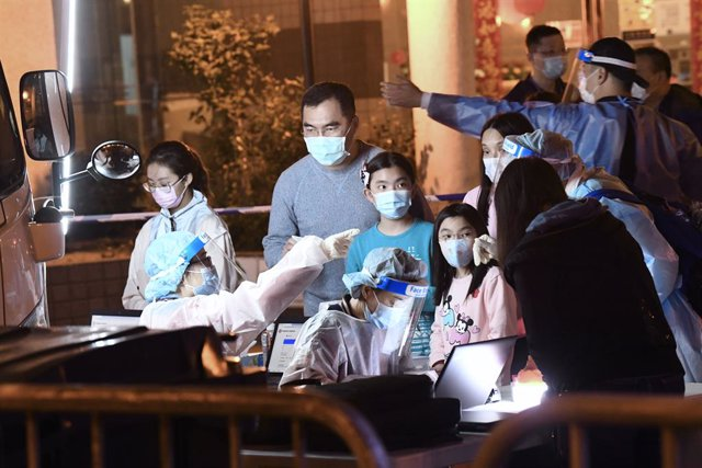 Coronavirus.- China registra más de 30 casos de COVID-19 en la última jornada