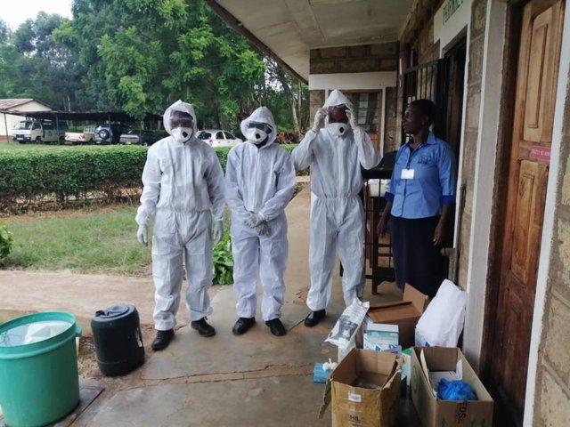 """Archivo - Salud.-El impacto de COVID-19 en África está """"enormemente subestimado"""", advierten los investigadores"""