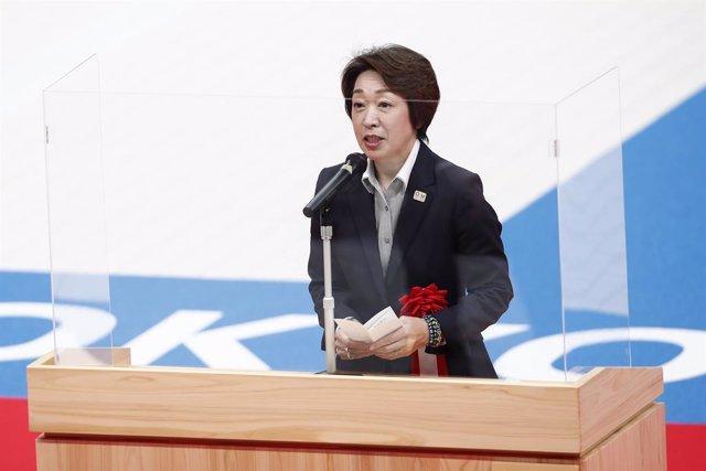 Archivo - Seiko Hashimoto es nombrada presidenta del Comité Organizador de los Juegos Olímpicos de Tokio