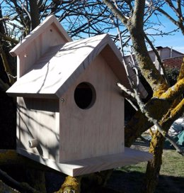El Ayuntamiento de Villamediana instalará 34 cajas-refugio para aves, ardillas, erizos e insectos en su entorno natural