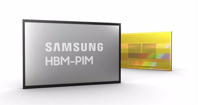 Portaltic.-Samsung anuncia una memoria de gran ancho de banda con potencia de procesamiento de IA