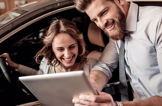 Economía/Motor.- El 40% de los concesionarios ya puede atender a sus clientes de forma digital