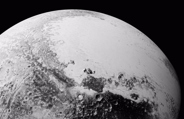 Se cumplen 91 años del descubrimiento de Plutón