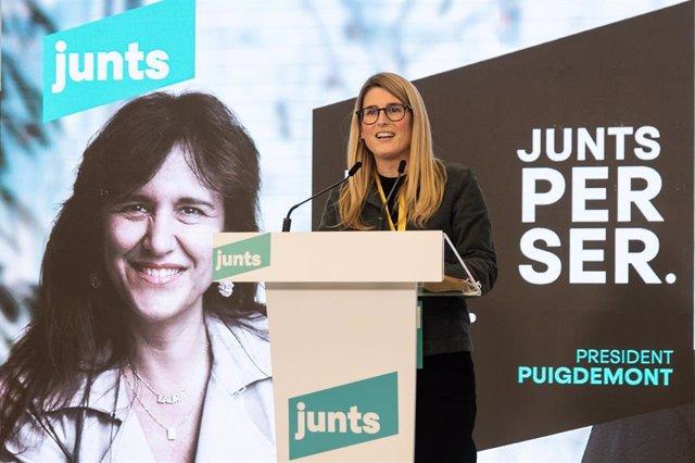 Artadi y Rius pilotarán por Junts las negociaciones con ERC a la espera de una primera reunión