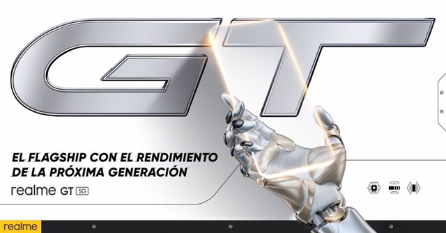 Portaltic.-Realme GT llegará el 4 de marzo con chip Snapdragon 888 y pantalla de 160Hz