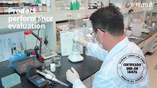 COMUNICADO: Tecnología ecológica que garantiza la eliminación del COVID19 en 30 segundos penetra con fuerza en España