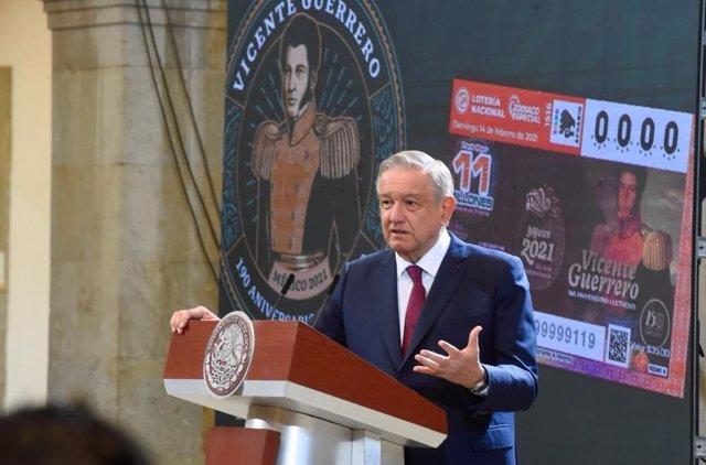 México.- El Tribunal Electoral de México permite a López Obrador hablar de procesos electorales en sus ruedas de prensa