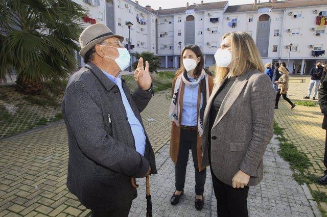 """Marifrán Carazo niega """"enfrentamientos"""" en el PP por la Base Logística del Ejército, que la Junta apoyará en Córdoba"""