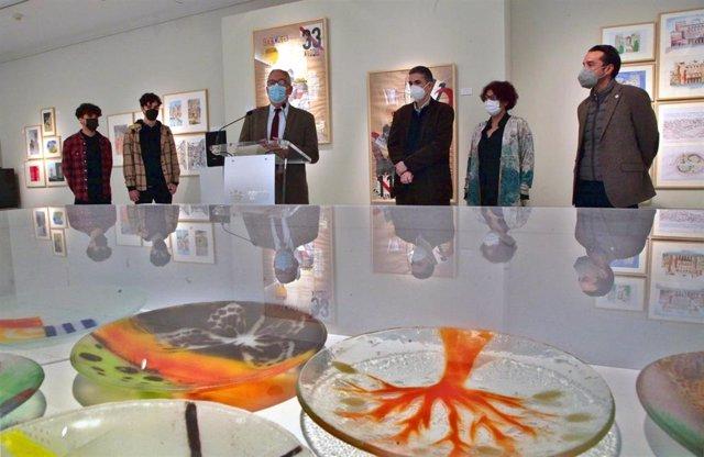 La Sala Vaquero Poblador de Badajoz ofrece la exposición 'Art Matters: miradas sobre el cuidado del Patrimonio'