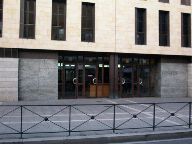 Archivo - Trib.- Visto para sentencia el juicio contra el 'Boni', de los 'Monchines', por los disparos de pistola en Nochevieja