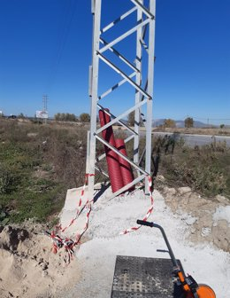 Granada.- Endesa refuerza sus infraestructuras en Chauchina con una inversión de más de 570.000 euros