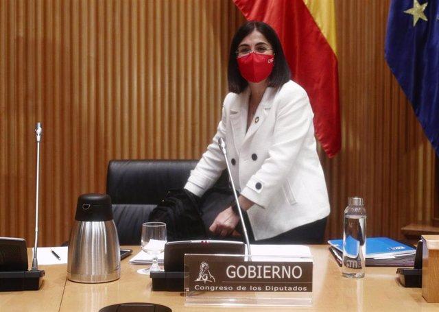 Cvirus.- Darias destaca que España se sitúa entre los 10 primeros países del mundo en población inmunizada