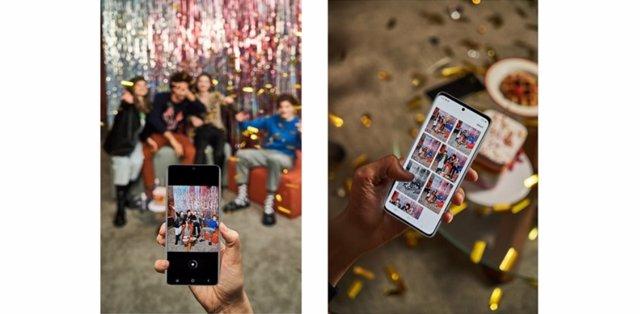 Portaltic.-One UI 3.1 extiende en los móviles de Samsung varias funciones de cámara de los Galaxy S21