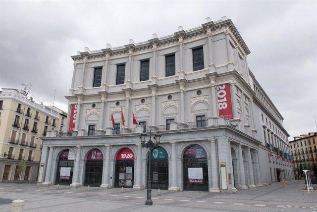 Archivo - El empresario Rosauro Varo, nuevo patrono del Teatro Real