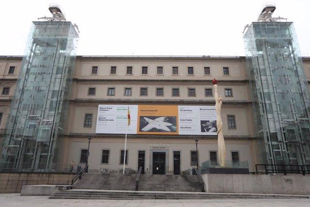 """Archivo - El Reina Sofia ve """"con sorpresa"""" la compra del Museo del Prado de una obra de María Blanchard"""