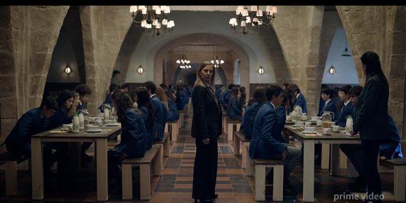 2. 'El Internado' vuelve a abrir sus puertas rodeado de misterio