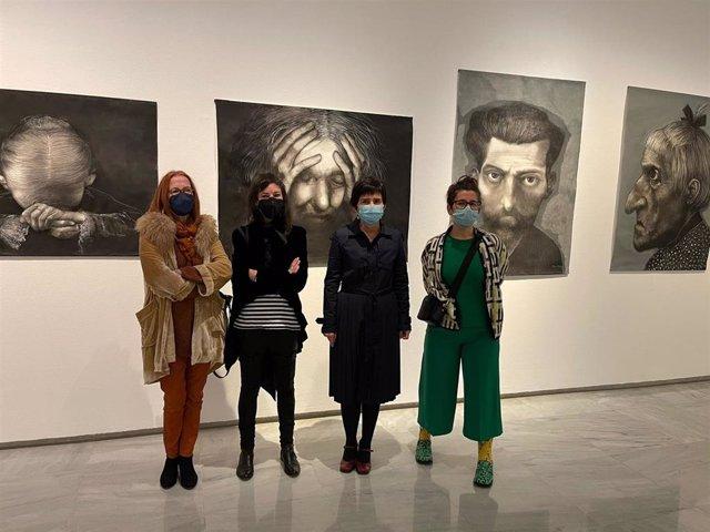 Presentación exposición 'El legado de Federico E. G.'