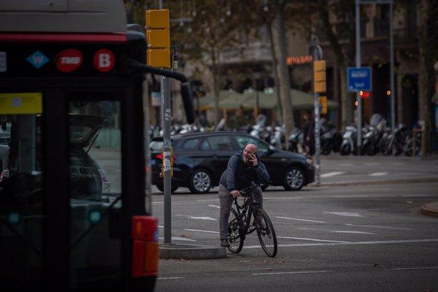 La metròpolis de Barcelona registra 7.577 accidents amb bicicleta en una dècada