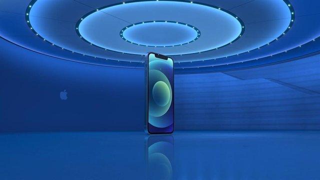 Archivo - Iphone 12