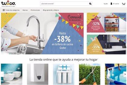 El e-commerce de productos para el hogar Tuandco prevé aumentar su facturación un 26% en 2021