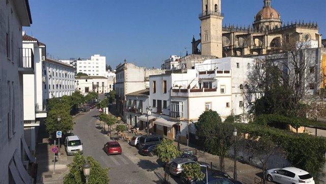 Zona del Arroyo en Jerez